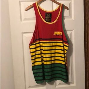 Other - Jamaican tank, bought and worn only in 🇯🇲